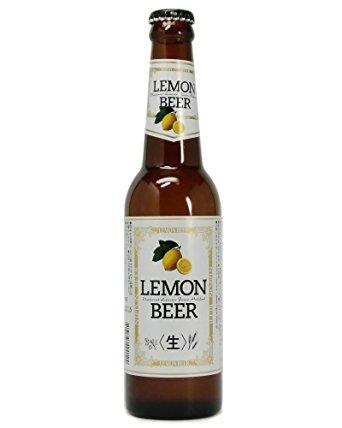 すっきりとした味のビールにレモン果汁を加えフレッシュでフルーティーな味。女性に人気。