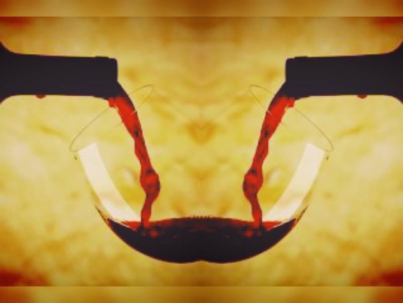 赤ワイン 白ワイン ともに750円~